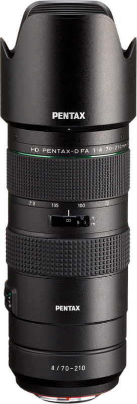 HD PENTAX-D FA 70-210mmF4ED SDM WR