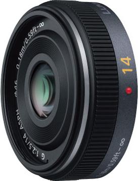 LUMIX G 14mm/F2.5 ASPH. H-H014