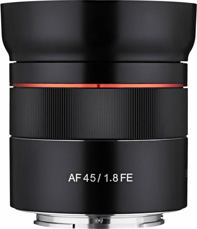AF 45mm F1.8 FE