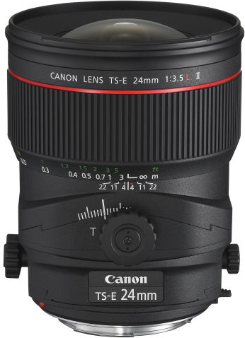 TS-E24mm F3.5L II