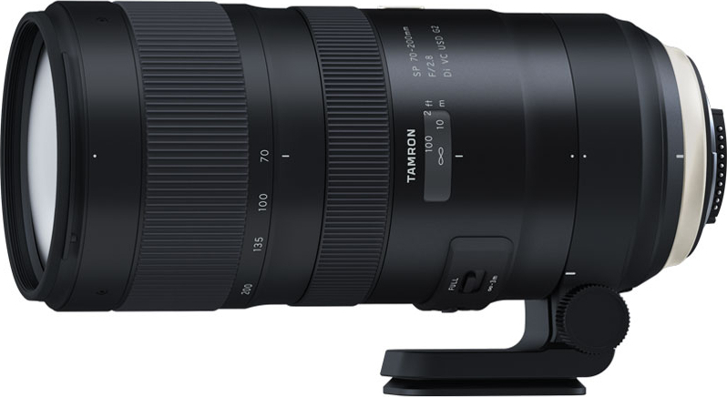 SP 70-200mm F/2.8 Di VC USD G2