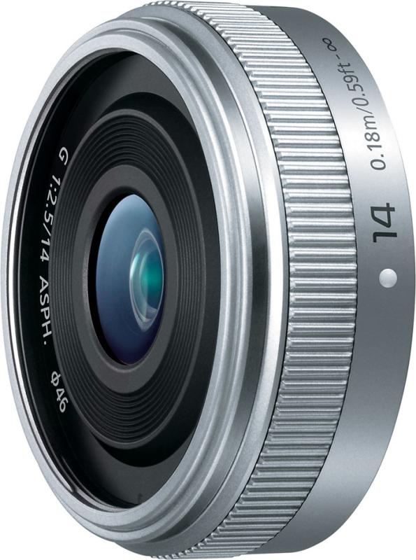 LUMIX G 14mm/F2.5 II ASPH. H-H014A-S