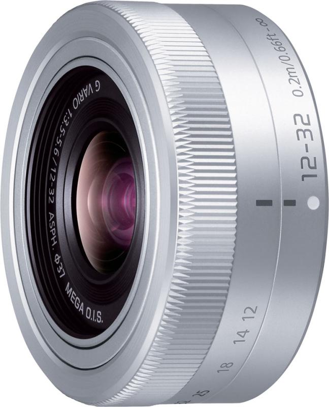 LUMIX G VARIO 12-32mm/F3.5-5.6 ASPH./MEGA O.I.S. H-FS12032-S