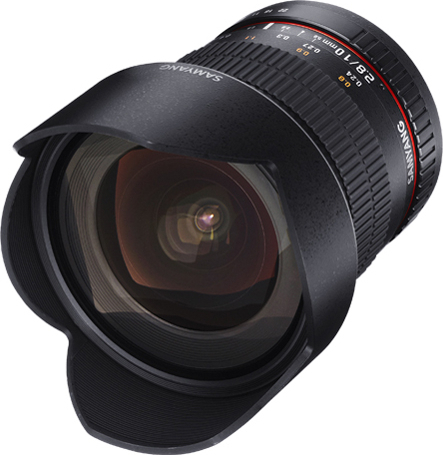 10mm F2.8 ED AS NCS CS