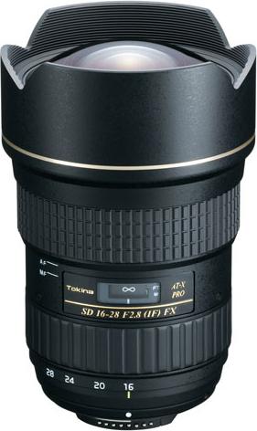AT-X 16-28 F2.8 PRO FX 16-28mm F2.8