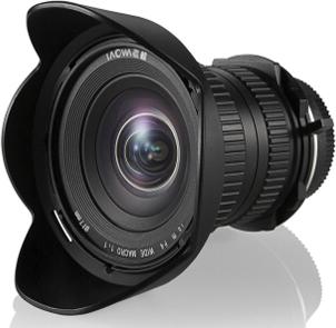LAOWA 15mm F4 Wide Angle Macro with Shift
