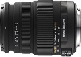 50-200mm F4-5.6 DC OS HSM