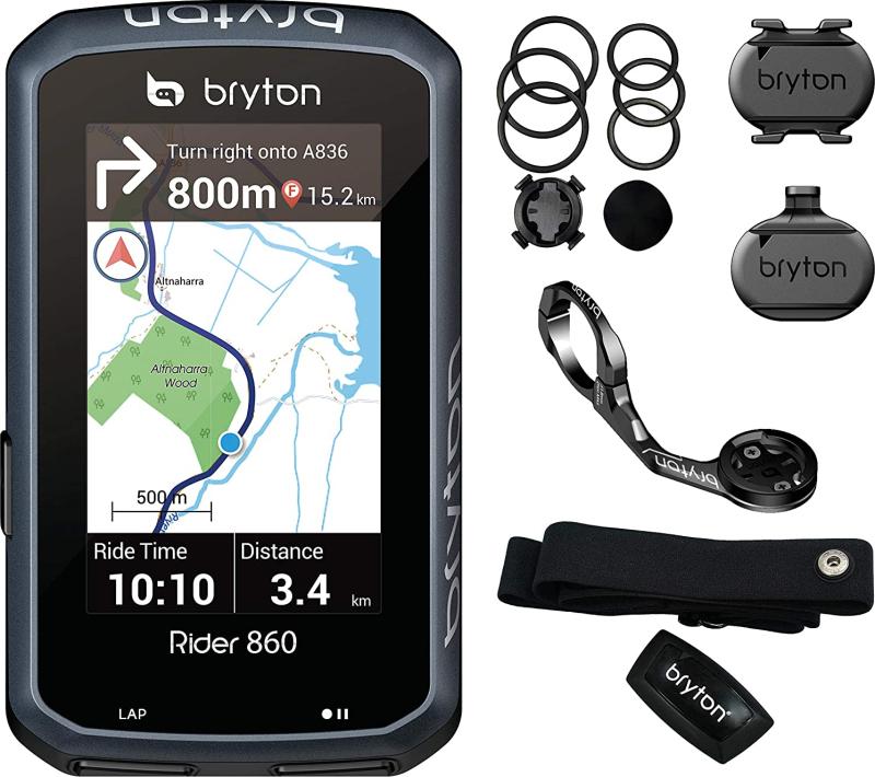 bryton Rider 860 T