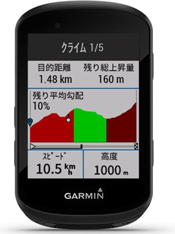 ガーミン Edge 530