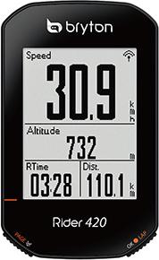 bryton Rider 420 T