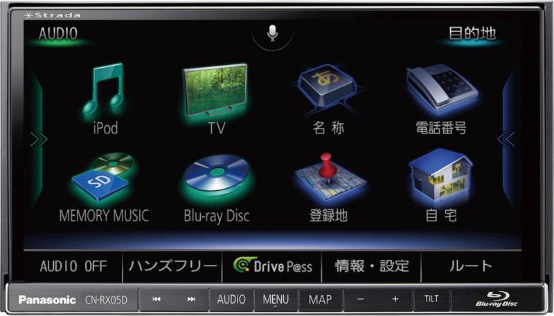 ストラーダ CN-RX05D
