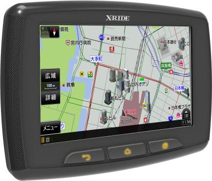 X-RIDE RM-XR550XL