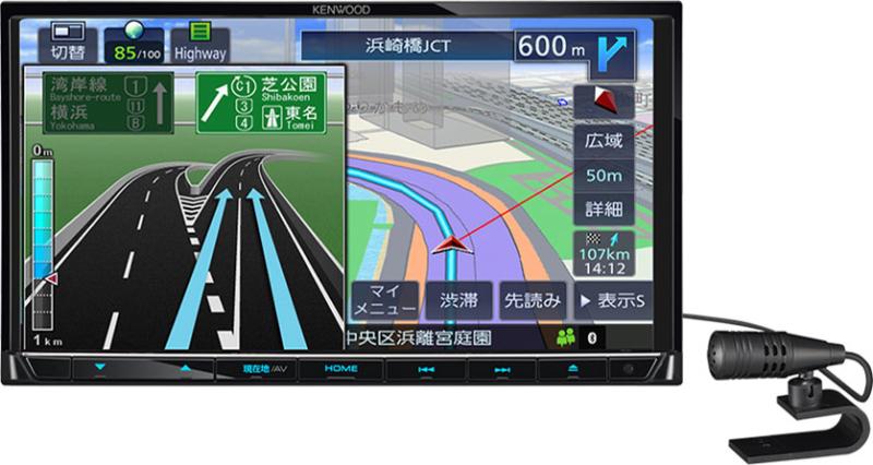 彩速ナビ MDV-L504