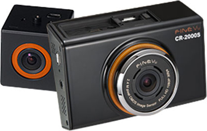 FineVu CR-2000S セットモデル