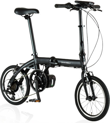 ULTRA LIGHT E-BIKE 16inch