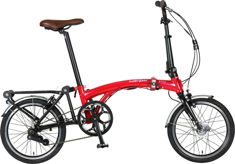 PORTABLE E-BIKE AL-FDB160E