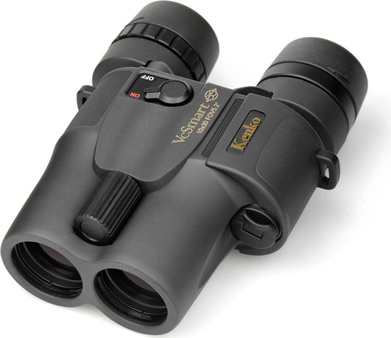 防振双眼鏡 VC Smart 10x30