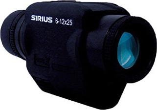 シリウス6-12x25