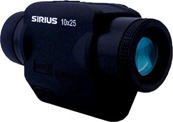 シリウス10x25