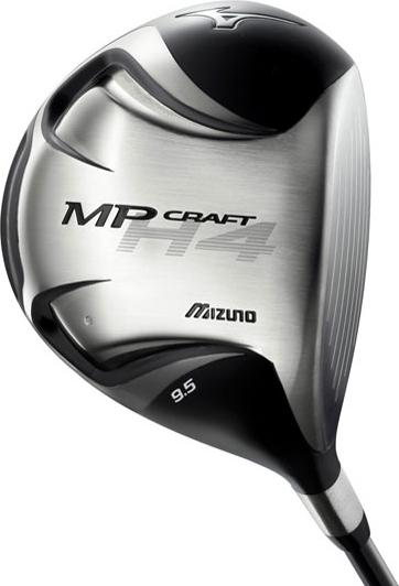 MP クラフト H4 パワーバージョン ドライバー QUAD H4 カーボン