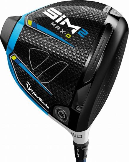 SIM2 MAX D ドライバー TENSEI BLUE TM50