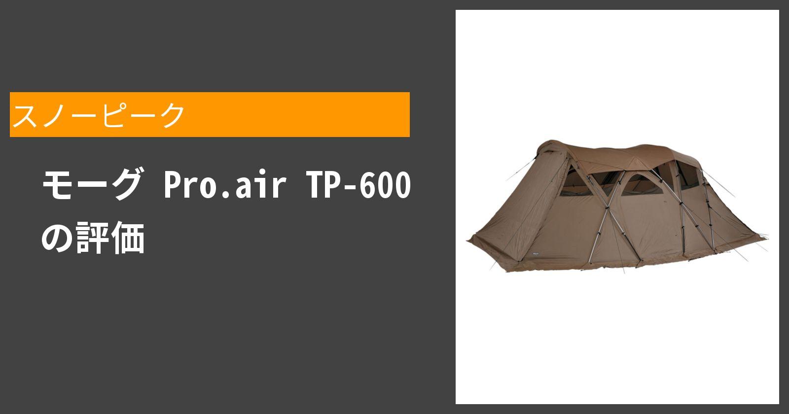モーグ Pro.air TP-600を徹底評価