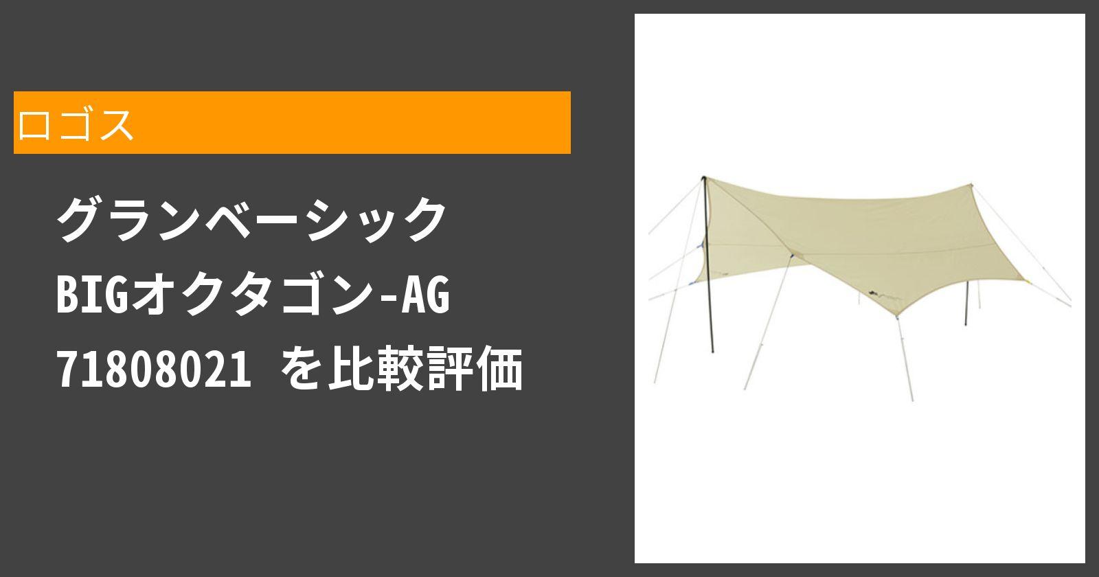 グランベーシック BIGオクタゴン-AG 71808021を徹底評価