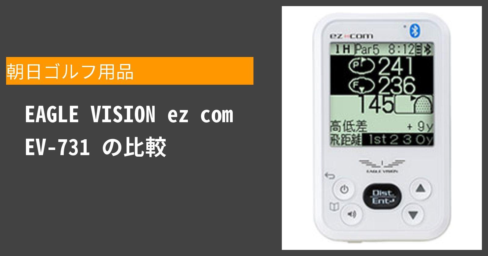 EAGLE VISION ez com EV-731を徹底評価